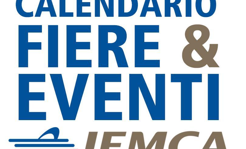 Calendario fiere eventi iemca 2016 news for Calendario fiere 2016